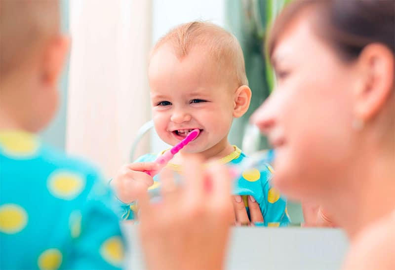 Why should you visit a Dentist in Rozelle, Sydney for your One year old baby?